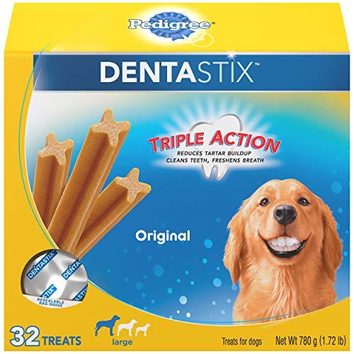 PEDIGREE DENTASTIX Large Dog Dental Treats...