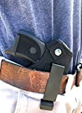 IWB Inside The Waist Band or OWB Outside The Waistband for Walther P-5,PPS Compact,PPK,PPK/S,P99 Compact, PP Super, P5,P22,PK380