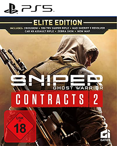 Sniper Ghost Warrior Contracts 2 (Playstation 5)