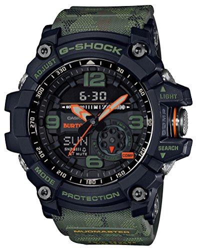 CASIO G-Shock 'MUDMASTER BURTON Kooperationsmodell' GG-1000BTN-1AJR (Japan Import)