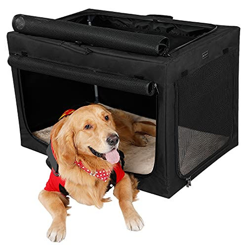 Petsfit Indoor/Outdoor Soft Portable and Foldable...