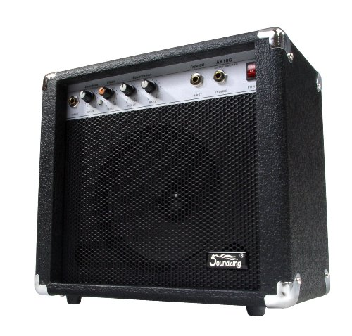 Soundking AK10-G Guitar Combo, Including Distortion