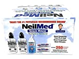 NeilMed Sinus Rinse All Natural Relief Premixed 250 Packets