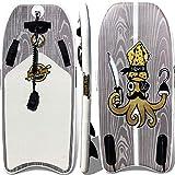 "48"" Inflatable Bodyboard - Premium Performance Bodyboards - The 48"" Squid Body Board"