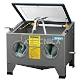 Fervi 0580Professional Sand-Blasting Cabinet with Accessories