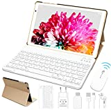 2020 Tablette Tactile 10 Pouces FACETEL Q3 Tablette Android 10.0 avec 64Go, 4Go...