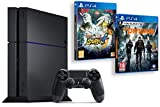Contenu : Console PlayStation 4 1 To Jet Black + Naruto Shippuden : Ultimate Ninja Storm 4 Tom Clancy's : The Division [Import Europe - jeu en français]