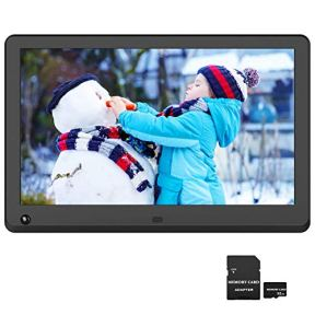 12-inch-Digital-Picture-Frame-1920x1080-IPS-Screen-169-Photo-Auto-Rotate-Motion-Sensor-Detection-1080P-Video-Frame-Auto-Turn-OnOff-Auto-Play-Background-Music-Include-32GB-SD-Card