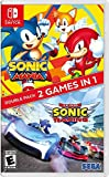 Sonic Mania + Team Sonic Racing Double Pack - Nintendo Switch (Video Game)