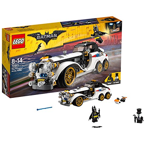LEGO Batman Movie - The PenguinTM Arctic Roller