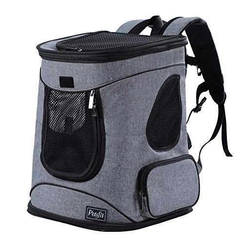Petsfit Comfort Dogs/Cat Carrier Backpack,Hold...