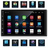 ANKEWAY 2020 Nouveau 7 Pouces 2 DIN Android 9.1 Autoradio Navigation GPS...