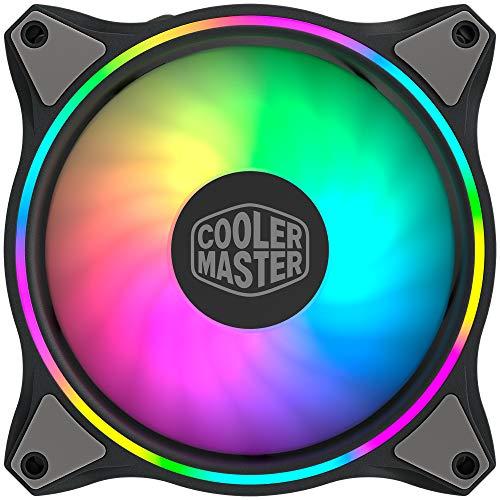 Cooler Master MasterFan MF120 Halo PCケースファン 120mm RGB搭載 3個パック MFL-B2DN-183PA-R1 FN1417