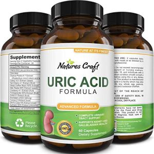 Uric Acid Kidney Support Vitamins for Men and Women – Herbal Cleanse Detox for Joint Comfort Muscle Recovery Pure Tart Cherry Milk Thistle and Bromelain Antioxidant Dietary Supplement 15 - My Weight Loss Today