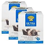 Dr. Elsey's Ultra 20 lb Multi-Cat Cat Litter Scoopable (3 packs)