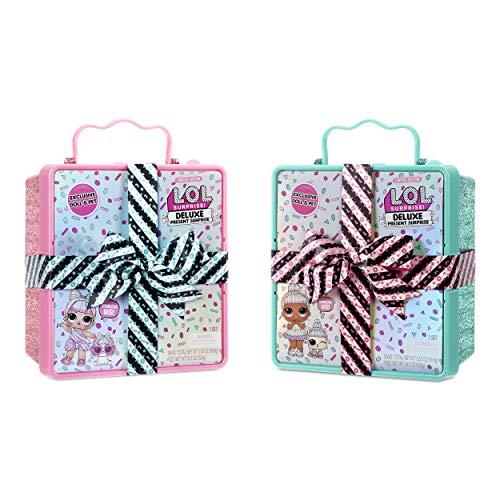 Image 5 - LOL Surprise Poupée Miss Partay Doll et son animal de compagnie - A la mode, Fizzy Surprises & Accessoires - Deluxe Present Surprise