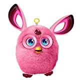Hasbro – Furby Connect – Rose – Peluche Interactive Version Anglaise