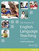 Book cover: The Practice of English Language Teaching