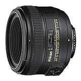 1. Nikon AF-S FX NIKKOR 50mm f/1.4G