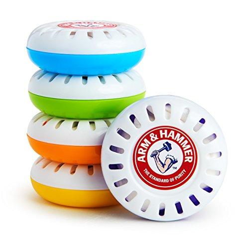 Munchkin Pastillas Desodorantes, 5 Piezas, color Blanco