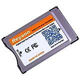 Hikig Adaptateur PCMCIA vers carte SD Mercedes-Benz Comand APS C197 W212 W204 W221 W207 avec slot PCMCIA Support max. Carte SDHC 32 Go