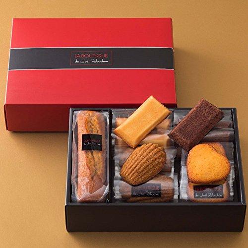 【ギフトに最適】ラ デギュスタシオン(焼き菓子9個入)ジョエル・ロブション(旧 特製アソートメントA)