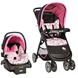 Disney Baby Minnie Mouse Amble Quad Travel System Stroller with...