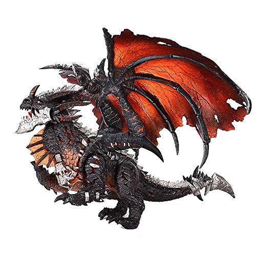 Action Figure World of Warcraft Neltharion Kataklysmus Beleuchtung Modell animierte Charakter Modell...