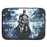 Dark Knight Funda para computadora portátil 15 ″ Funda para computadora Maletín para Tableta Mensajero portátil Impermeable
