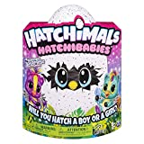 Hatchimals - 6044070 - Peluche interactive surprise - Jeu enfant - HatchiBabies...