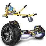 GeekMe Gyropode Hoverboard 8,5' Auto-équilibré Scooter électrique Tout...