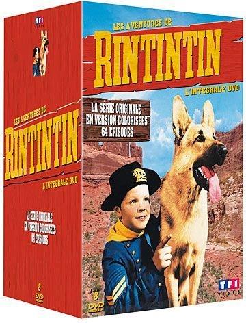 Les Aventures de Rintintin-L'intégrale DVD