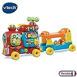 Vtech - 181905 - Porteur - Maxi Trotti Loco 5 En 1