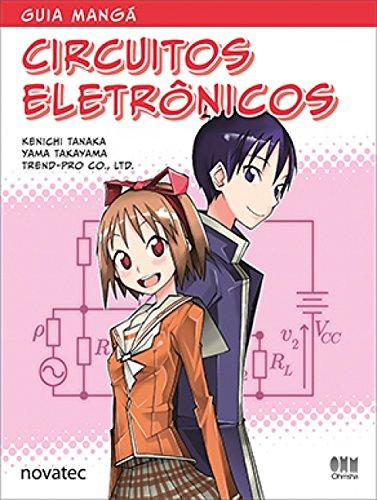 Guia mangá circuitos eletrônicos