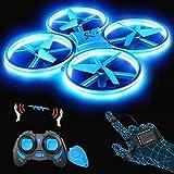 SNAPTAIN SP300 Drone LED 3 Modes de Contrôle, 360° Flips, Capteur Infrarouge,...
