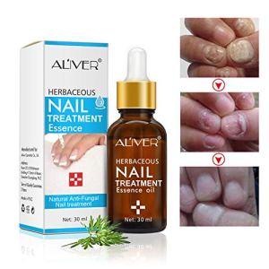 Nail Treatment Essence Oil, Natural Nail Treatment, Effective Nail Repair cream, Use for Toenails and Fingernails… 51