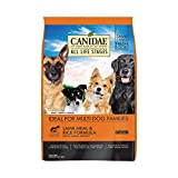 CANIDAE All Life Stages, Premium Dry Dog Food, Lamb & Rice Formula