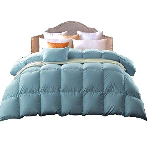 SNOWMAN Goose Down Comforter Duvet Insert King Size Duvet...