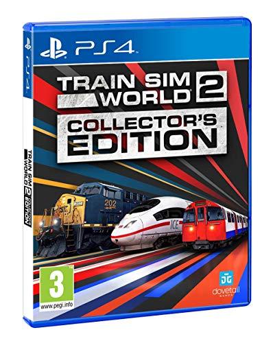JUSTFORGAMES Train SIM World 2 Collector's Edition - PS4