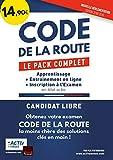 Code de la route 2019 - Le pack complet: Apprentissage, Entrainement,...