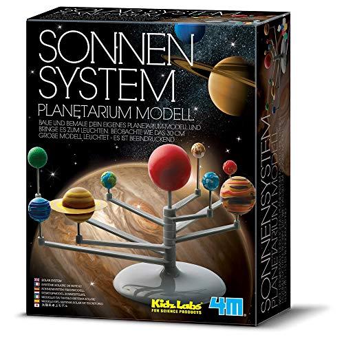 4M 68399 68399-Sonnensystem Planetarium Modell, bunt