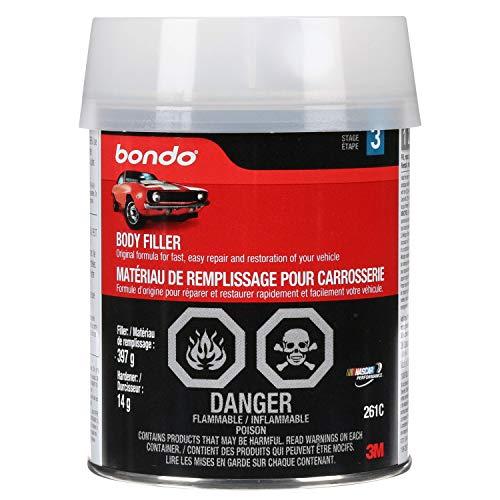 Bondo Body Filler - Best One