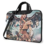 Horiz-on Zero Dawn Laptop Bag Tablet Maletín Funda Protectora portátil Funda 14 Pulgadas LAP-097