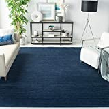 Safavieh Vision Collection VSN606N Modern Contemporary Ombre Tonal Chic Area Rug, 5' 1' x 7' 6', Navy