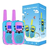 Selieve Toys for 3-14 Year Old Children's, Walkie Talkies for Kids 22 Channels 2 Way Radio Toy with...