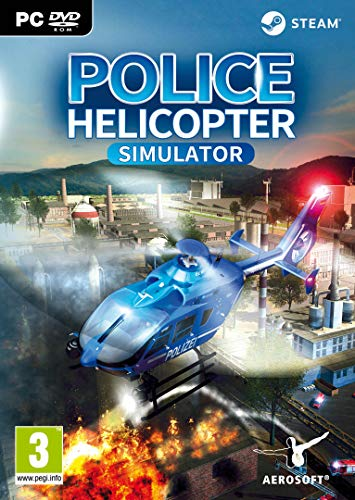 Police Helicopter Simulator PC [