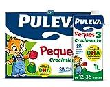 Puleva Peques Leche Infantil de Crecimiento Tipo 3 - Pack de 6 x 1 L - Total: 6 L