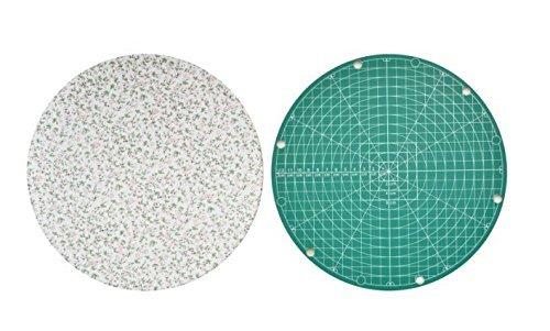 Weishidai, tappetino da taglio rotante autorigenerante, impermeabile, antiscivolo, doppio lato, per...