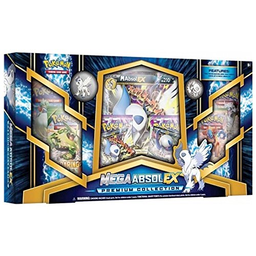 Pokmon TCG: Mega Absol-EX Premium Collection Pokemon Box