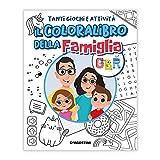 Il Colora Libro Famiglia GBR